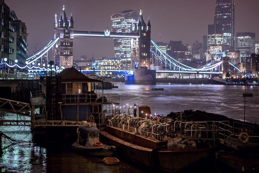 Tower Bridge Moorings